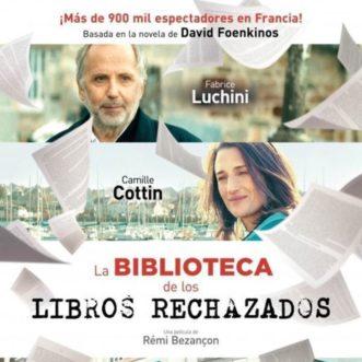 Cine: De «Vengadores» a «La biblioteca de los libros rechazados»